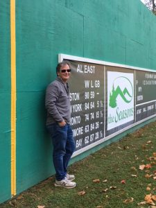 Tom Hannon Visits Fenway Jr.
