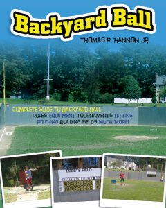 Backyard Ball Cover